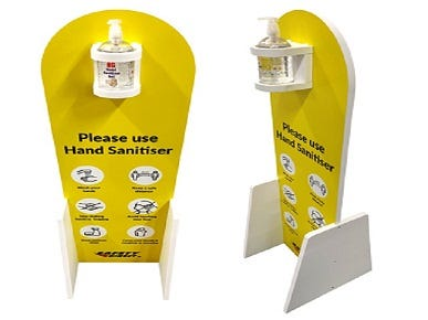 The Importance of Using and Storing Hand Sanitiser Correctly