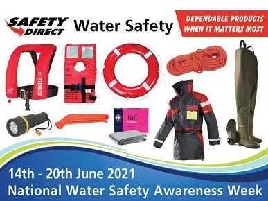 National Water Safety Awareness Week 2021