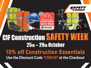 Construction Safety Week 2021