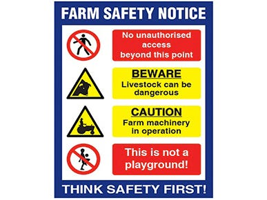 Farm Safety Week 2019 at Safety Direct