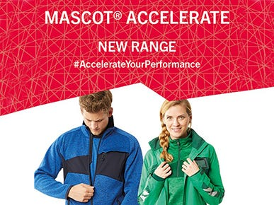 Mascot Accelerate: The Range That Can Match Any Situation
