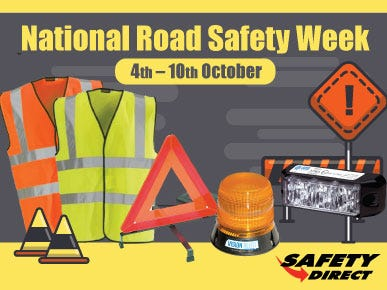 National Road Safety Week 2021