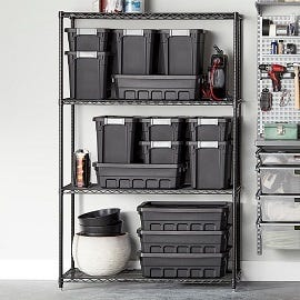Storage & Shelving