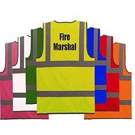 Fire Marshal Vests