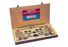 Presto Tap & Die Set – Metric