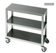 Pelstor Stainless Steel Trolleys