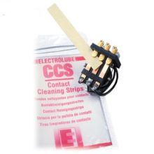 Electrolube Contact Cleaning Strips