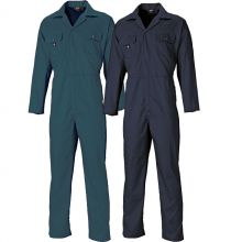 Dickies Redhawk Economy Stud Front Coveralls