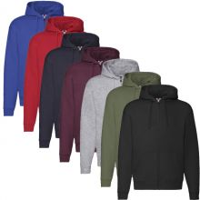 Fruit of the Loom Zip-Through Hooded Sweats