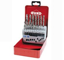 Ruko Twist Drill Set