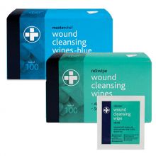 Reliance Reliwipe Wound Cleansing Wipes
