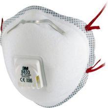 3M Valved Disposable Respirators