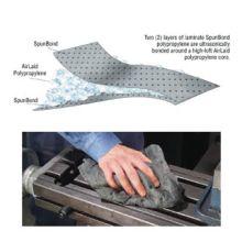 Spilltech Universal Airlaid Wiping Mat