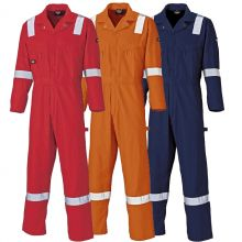 Dickies Hi-Vis Cotton Coveralls