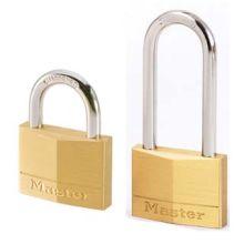 Master Lock 50MM Brass Padlocks