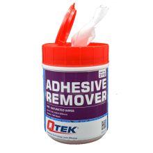QTEK Adhesive Remover Wipes