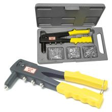 Faithfull Heavy Duty Riveter Kit