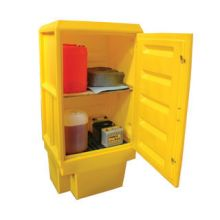 Large Polyethylene Storage Cabinet