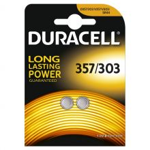 Duracell Silver Oxide Batteries