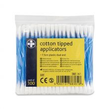 Reliance Cotton Wool Tipped Applicators