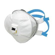 3M P2 Cup Shaped Respirators 8825 - Box 5