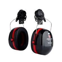 3M Peltor Optime III Helmet-Mounted Ear Defenders