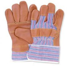 Dependable Furniture Hide Rigger Gloves