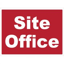 Dependable Site Office Signs