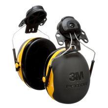 3M Peltor X2P3 Helmet Mounted Ear Muffs
