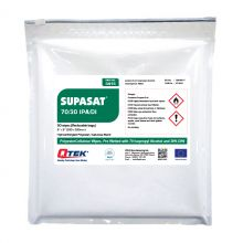 QTEK Supasat Poly-cellulose Cleanroom Wipes