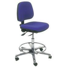 KDM Operator's Chair with Glides and Footrings