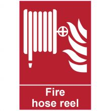 Dependable Fire Hose Reel Signs