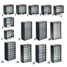 Treston Small Parts Storage Cabinets