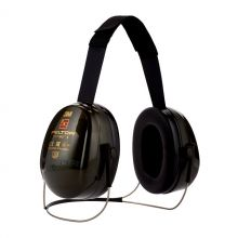 3M Peltor Optime II Earmuffs with Neckband