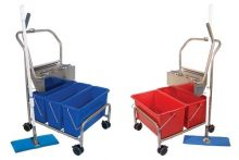 Perfex TruCLEAN Cleanroom Mopping Systems
