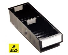 Treston ESD Standard Metric Shelving Bins