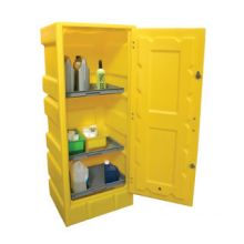 Medium Polyethylene Storage Cabinet