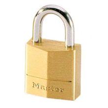 Masterlock 20mm Brass Padlocks