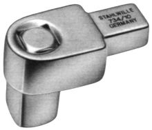 Stahlwille Square Drive Insert Tools