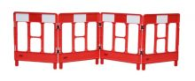 JSP 4-Gated Reflective Barriers