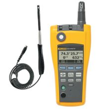 Fluke AirMeter with Air Flow/Velocity Probe