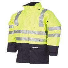Sioen Winseler Hi-Vis Rain Jacket