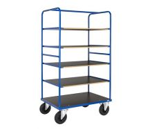 Kongamek Multi-Shelf Trolley