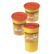 Daniels Healthcare Sharps Container Slim
