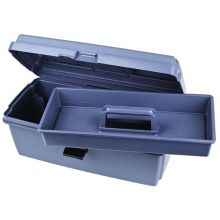 Flambeau Heavy Duty Tool box with Tray