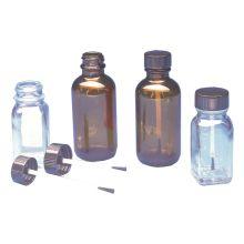 Peltec Glass Applicator Bottle - Amber