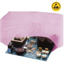 Pelstat Pink Anti-static Bags