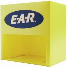 3M Ear Plug Plastic Wall Dispenser