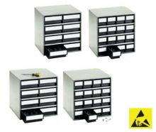 Treston ESD Larger Parts Storage Cabinets
