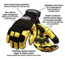 Ansell Projex Series Heavy Duty Leather Gloves